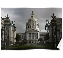 City Hall ~ San Francisco Poster