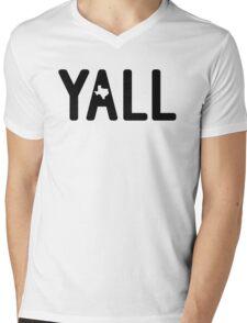 y'all  Mens V-Neck T-Shirt