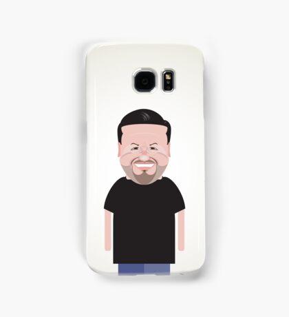 Ricky Gervais. Samsung Galaxy Case/Skin
