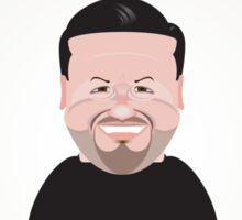 Ricky Gervais. Sticker