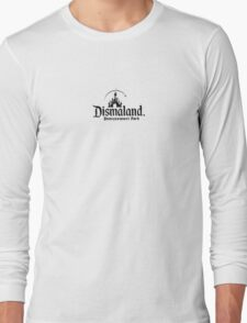 Dismaland - Banksy Long Sleeve T-Shirt