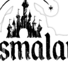 Dismaland - Banksy Sticker