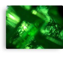 My green world Canvas Print