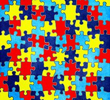 Autism Awareness by Shirley Taylor