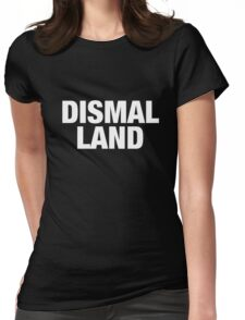 Dismaland / Dismal Land - Banksy Womens Fitted T-Shirt