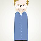 Steve Merchant. by Mrdoodleillust