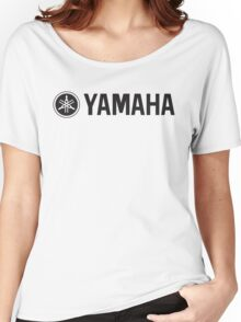 Yamaha Women's Relaxed Fit T-Shirt