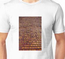 Timber roof in Nairobi, Kenya Unisex T-Shirt