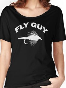 Fly Guy Apparel Women's Relaxed Fit T-Shirt