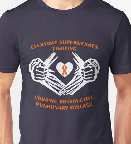 COPD Heroes Unisex T-Shirt