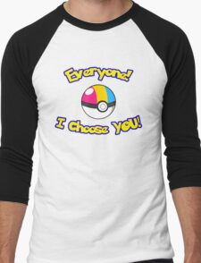 Parody: I Choose Everyone! (Pansexual) T-Shirt
