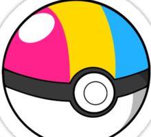 Parody: I Choose Everyone! (Pansexual) Sticker