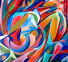 Laurel's Abstraction by signaturelaurel
