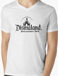 Dismaland - Banksy! Mens V-Neck T-Shirt