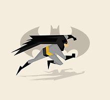 The Bat Illustration by Gary Ralphs