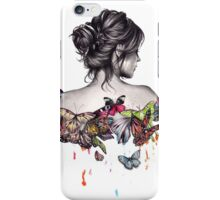 Butterfly Effect  iPhone Case/Skin