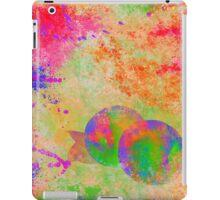 Electric Peach iPad Case/Skin