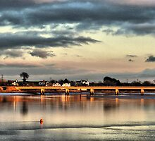 Shard Bridge . by Lilian Marshall