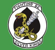 VF-92 Silver Kings Kids Tee