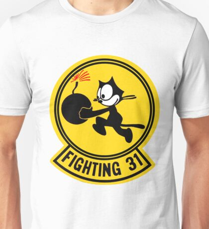 Fighting 31 - Tomcatters Unisex T-Shirt