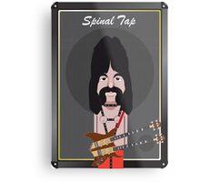 This Is Spinal Tap. Derek Smalls. Metal Print