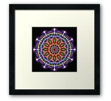 Mandala Mandala Framed Print