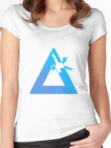 Latias logo Women's Fitted Scoop T-Shirt