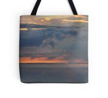 Sunset on Ireland's Atlantic coast - III Tote Bag