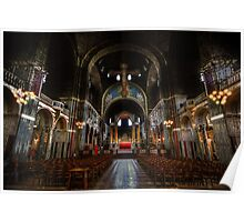 Westminster Cathedral - The Nave Poster