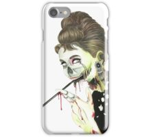 Zombies at Tiffany's iPhone Case/Skin