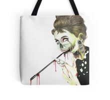 Zombies at Tiffany's Tote Bag