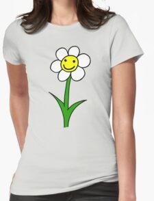 Happy smiling cartoon flower T-Shirt