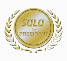Sulu for President One Piece - Short Sleeve