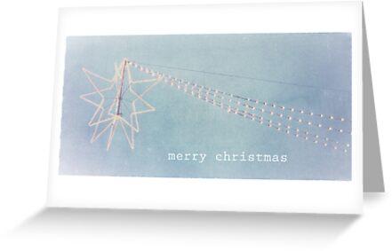 merry christmas by Kim Jackman