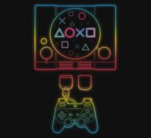 PlayStation Tribute by Patrick DiPersio