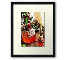 Country  Greetings Framed Print