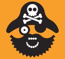 Arrrr, pirate! by Smallbrainfield