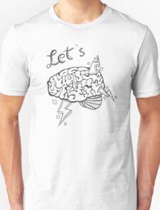 Let's Brainstorm Unisex T-Shirt
