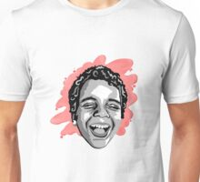 Portrait of Laughing Boy: Siege Unisex T-Shirt