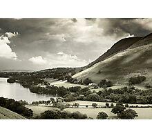 Ullswater Hills, Lake District, UK Photographic Print