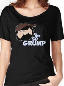 I'M NOT SO GRUMP - JONTRON GRUMP Women's Relaxed Fit T-Shirt