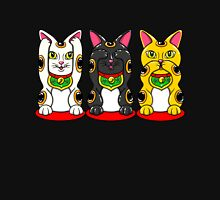 Maneki Neko - Hear See Speak No Evil Unisex T-Shirt