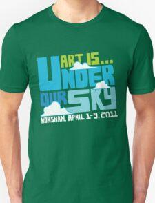 Art Is 2011 festival tshirt Unisex T-Shirt