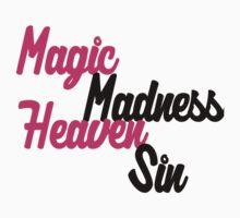 Magic, Madness, Heaven, Sin Kids Clothes
