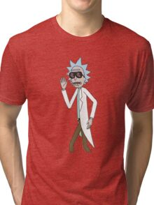 Rick and Morty-- Cool Rick Tri-blend T-Shirt