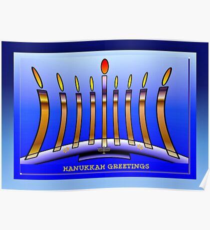 Hanukkah Poster