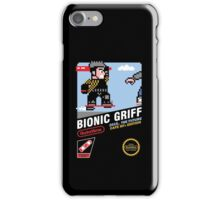Bionic Griff iPhone Case/Skin