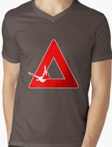 Latios Logo Mens V-Neck T-Shirt