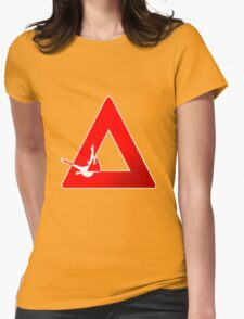 Latios Logo Womens Fitted T-Shirt