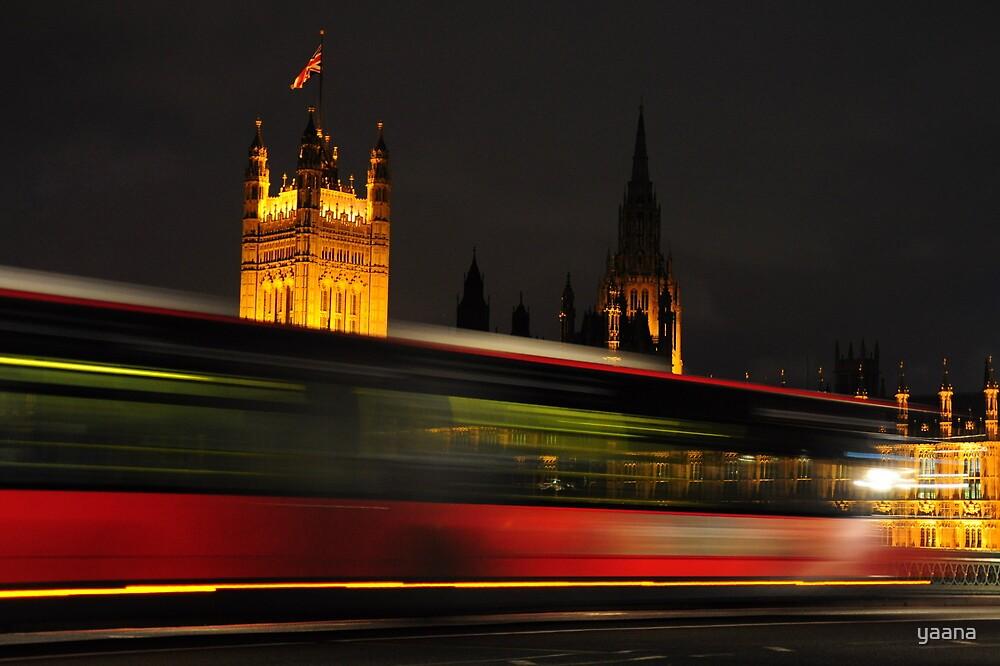 Experimental London by yaana